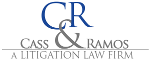 Cass & Ramos Litigation Law Firm logo